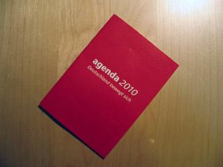 Die Agenda 2010