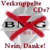 [Verkrüppelte CDs? Nein Danke!]