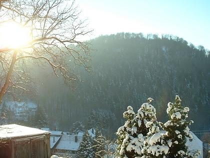 [Bild: Winterimpression aus Baden-Baden]