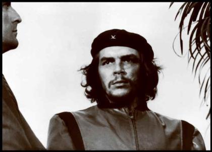 [Che-Foto von Alberto Korda]
