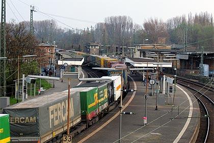 Bild: Bahnhof Mainz-Kastel