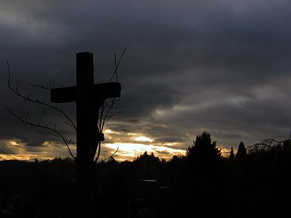[Foto: Herbstlicher Himmel]