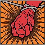 [Cover: Metallica - St.Anger]