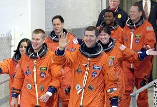 [Crew der Mission STS-107]
