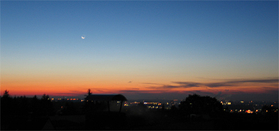 Sonnenaufgang auf dem Freudenberg