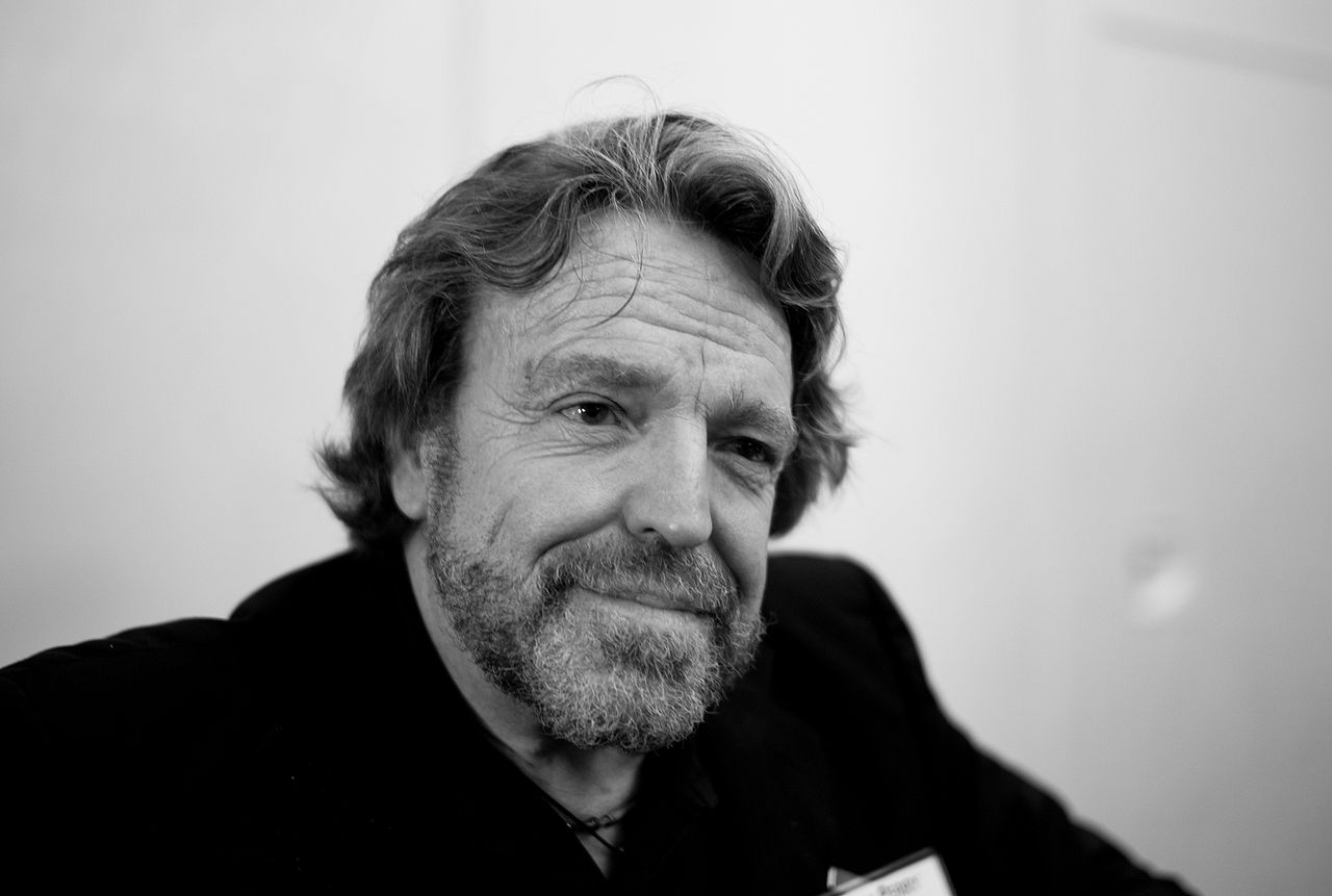 John Perry Barlow 2009, Wikimedia Commons