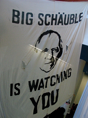24C3: Big Schäuble
